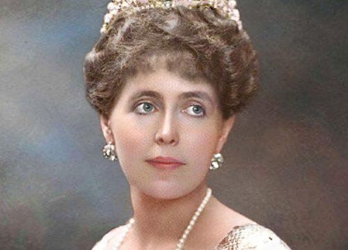 Ochii Reginei Maria – oglinda  frumuseţii sufletului
