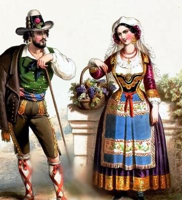 Obiceiurile valahilor în secolul XVI